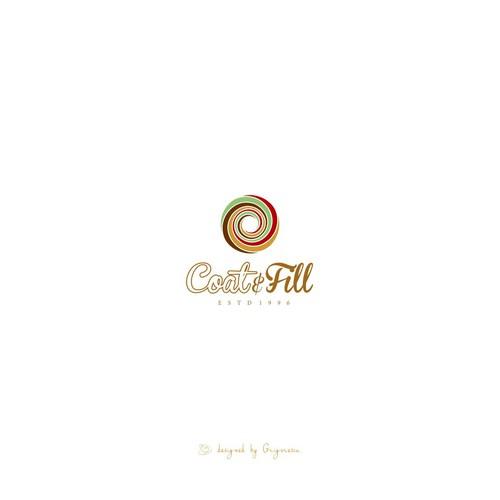 Coat & Fill Logo