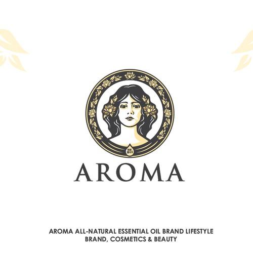 Logo for AROMA