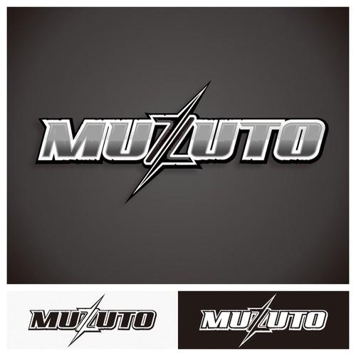 Fighting Style Themed Logo Design