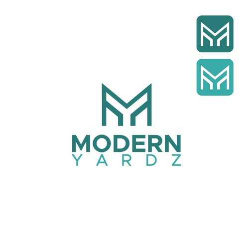 Logo for Modern yardz