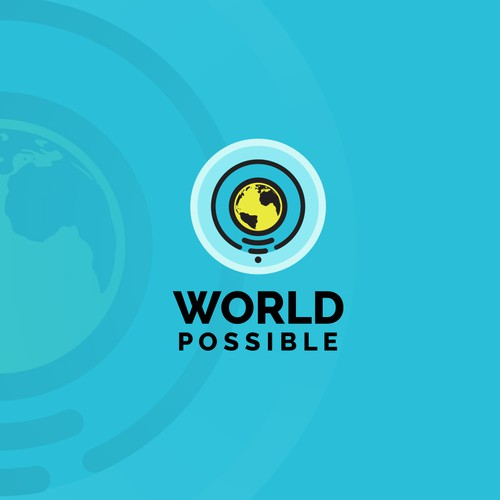Logo Concept for World Possible