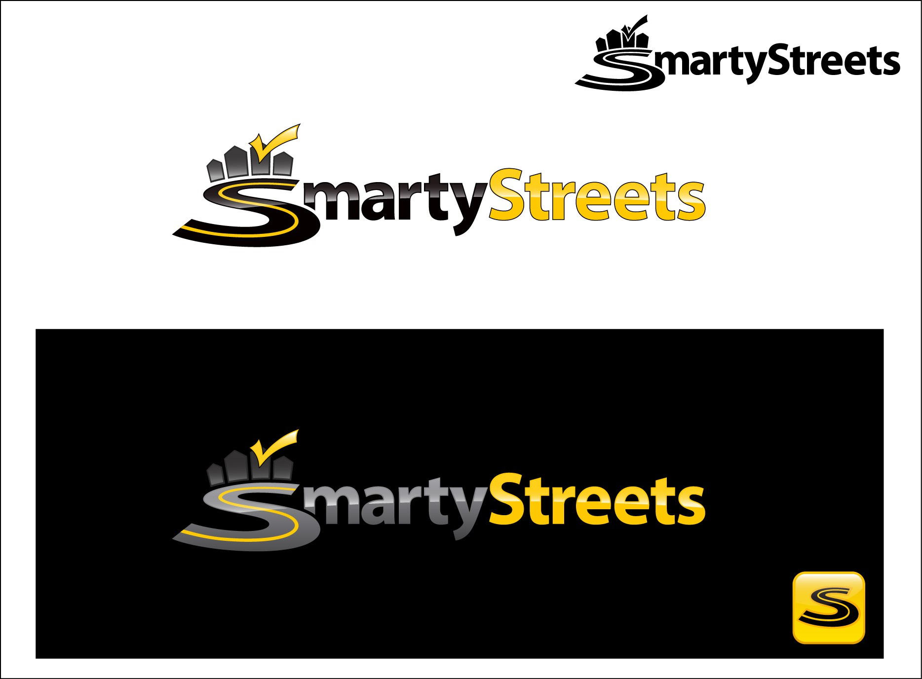 Logo for SmartyStreets