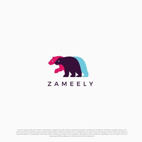 bear zameely logo