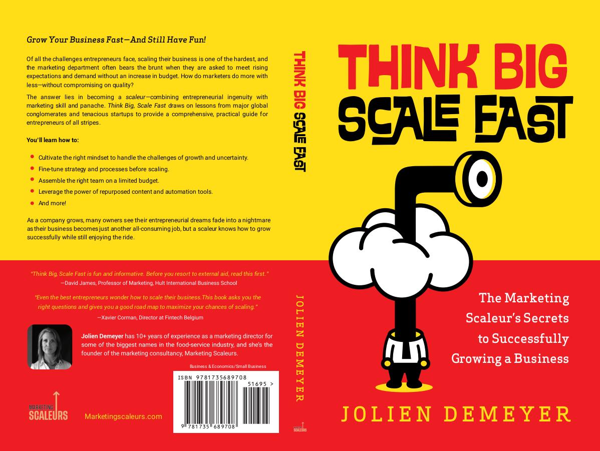 Marketing Scaleurs - Book
