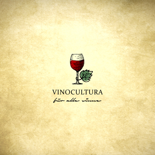 "Logo for ""Vinocultura"""