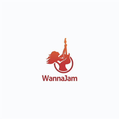 Logo for WannaJam