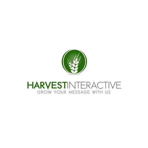 Help Harvest Interactive with a new logo