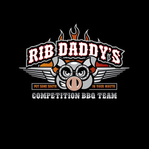 Rib Daddy's BBQ Team