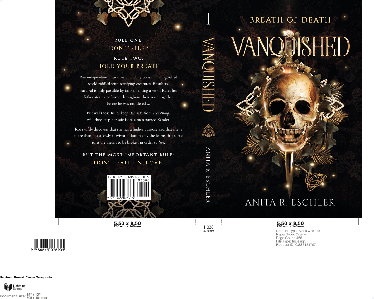 Vanquished - Breath of Death