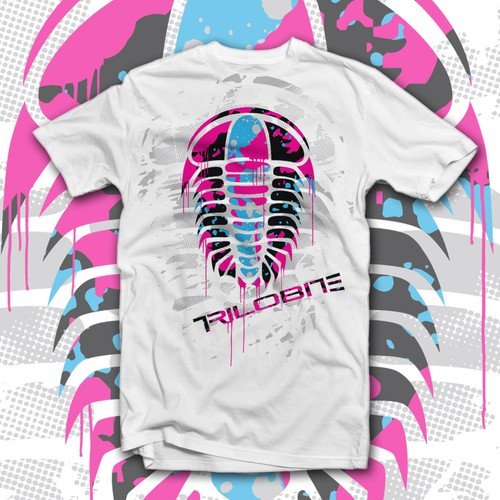 New T-shirt design wanted for Trilobite