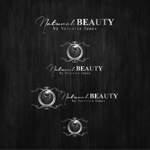 Luxury logo for Beauty Product
