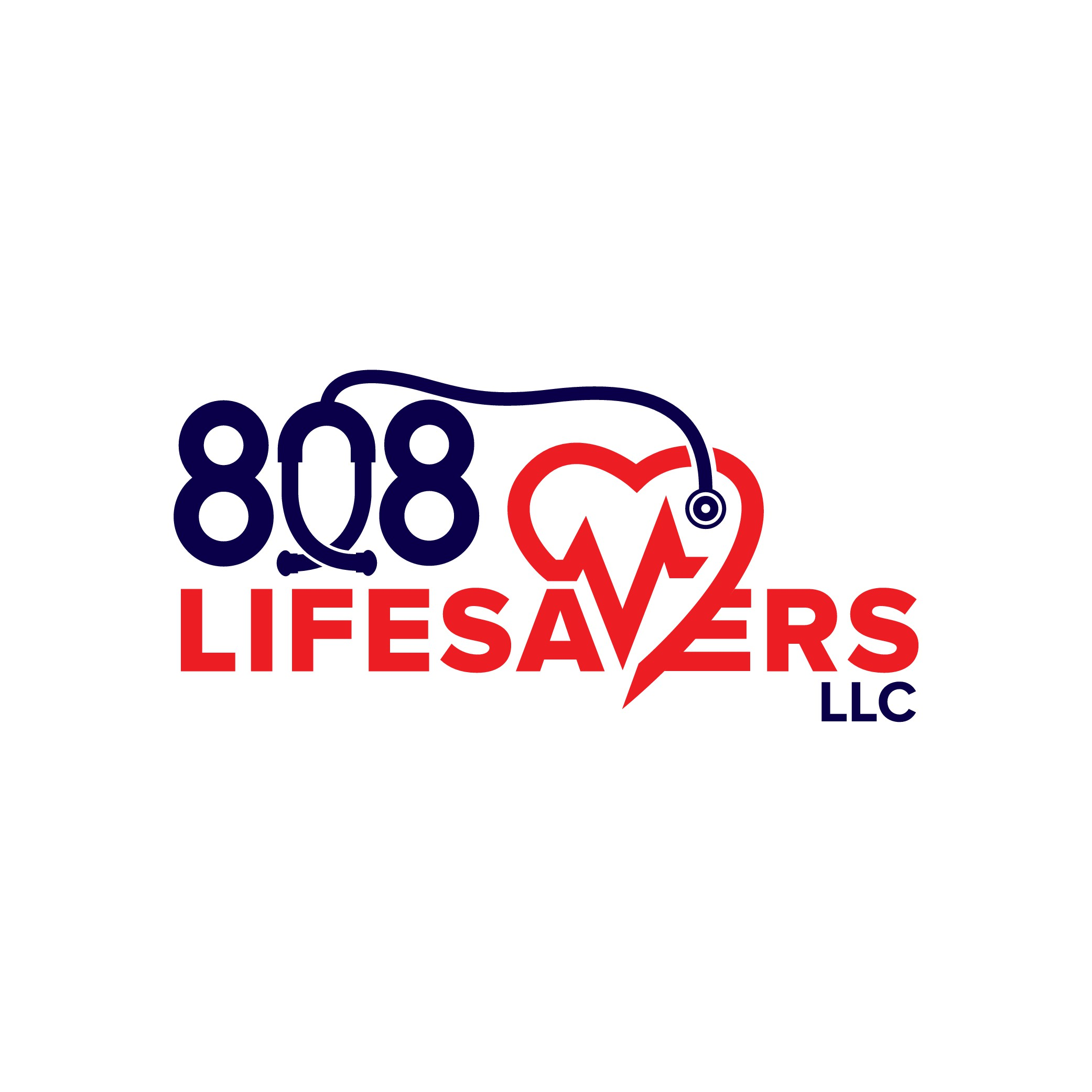 808 Lifesavers LLC needs someone to deliver a breath of life to the logo!
