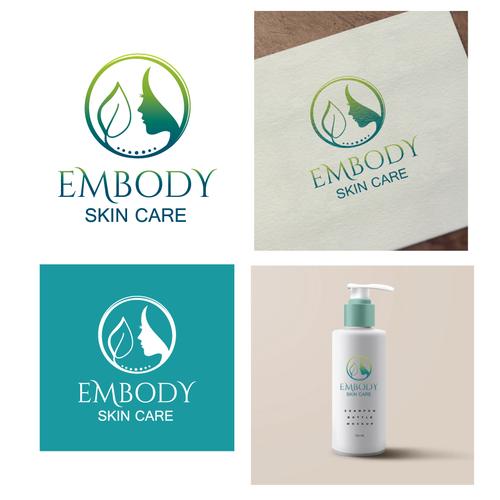 Logo for skin care