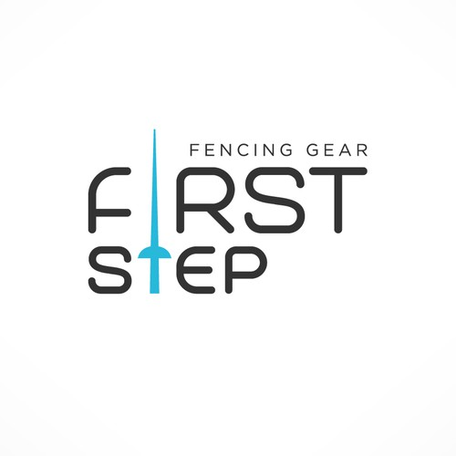 Logo design for Olympic Fencing Gear