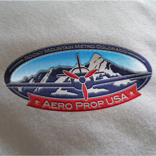 Logo for Aero Prop USA