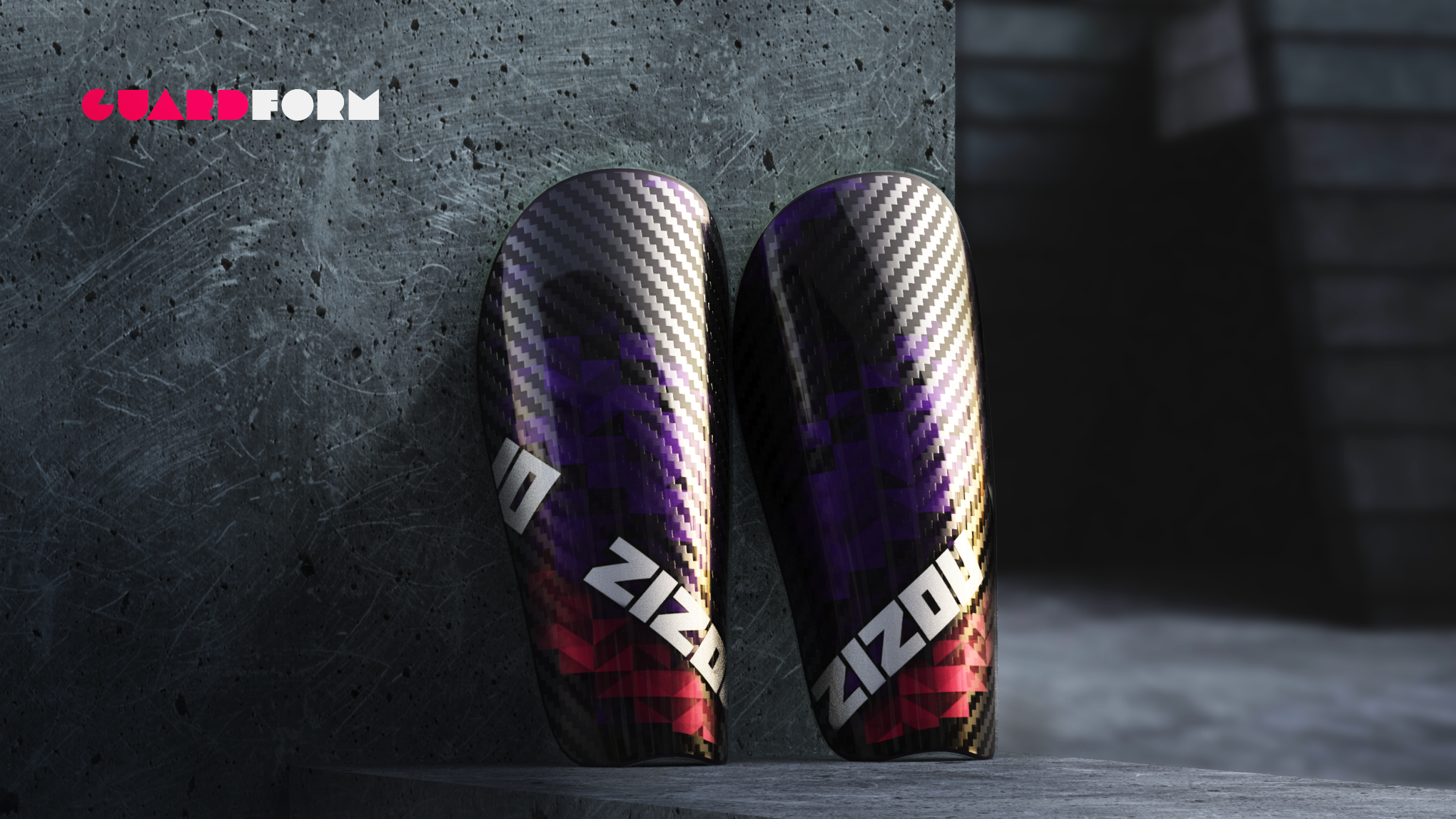 Custom Shin Guards