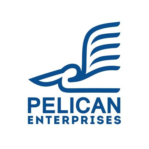 Pelican Enterprises logo design contest