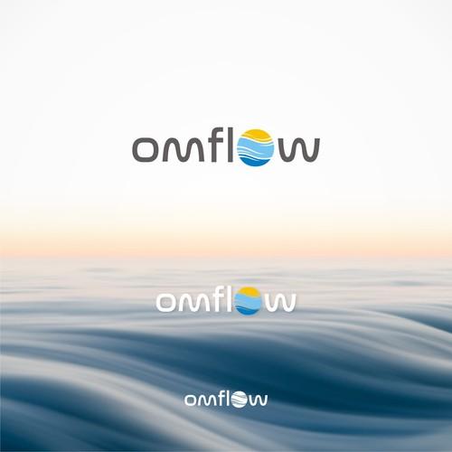 Dynamic omflow logo