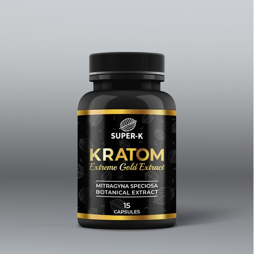 Kratom Label
