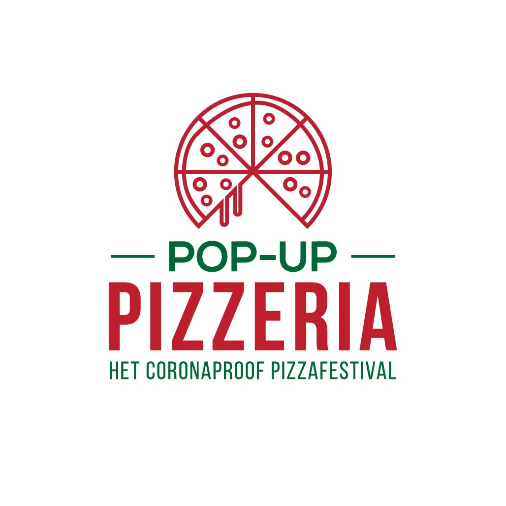 The best logo for a new pop-up coronaproof festivalstyle restaurant