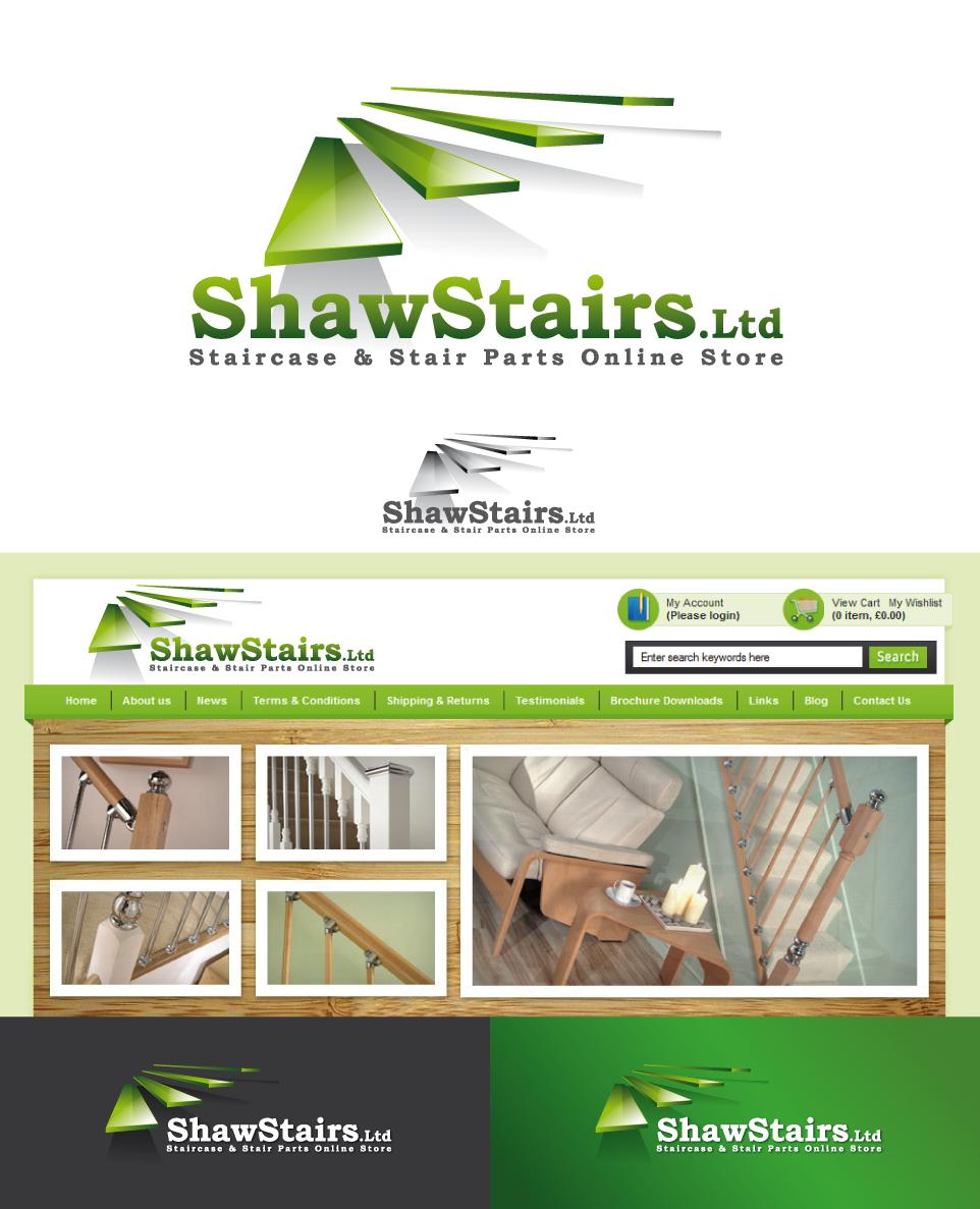 www.shawstairs.com needs a new logo