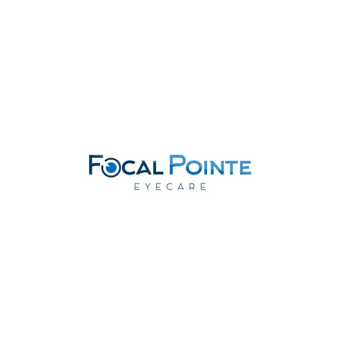 Focal Pointe Eyecare Logo Designs