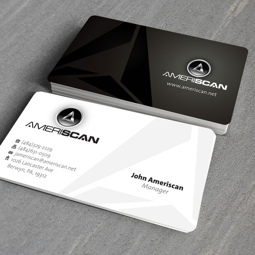 New stationery wanted for ameriscan