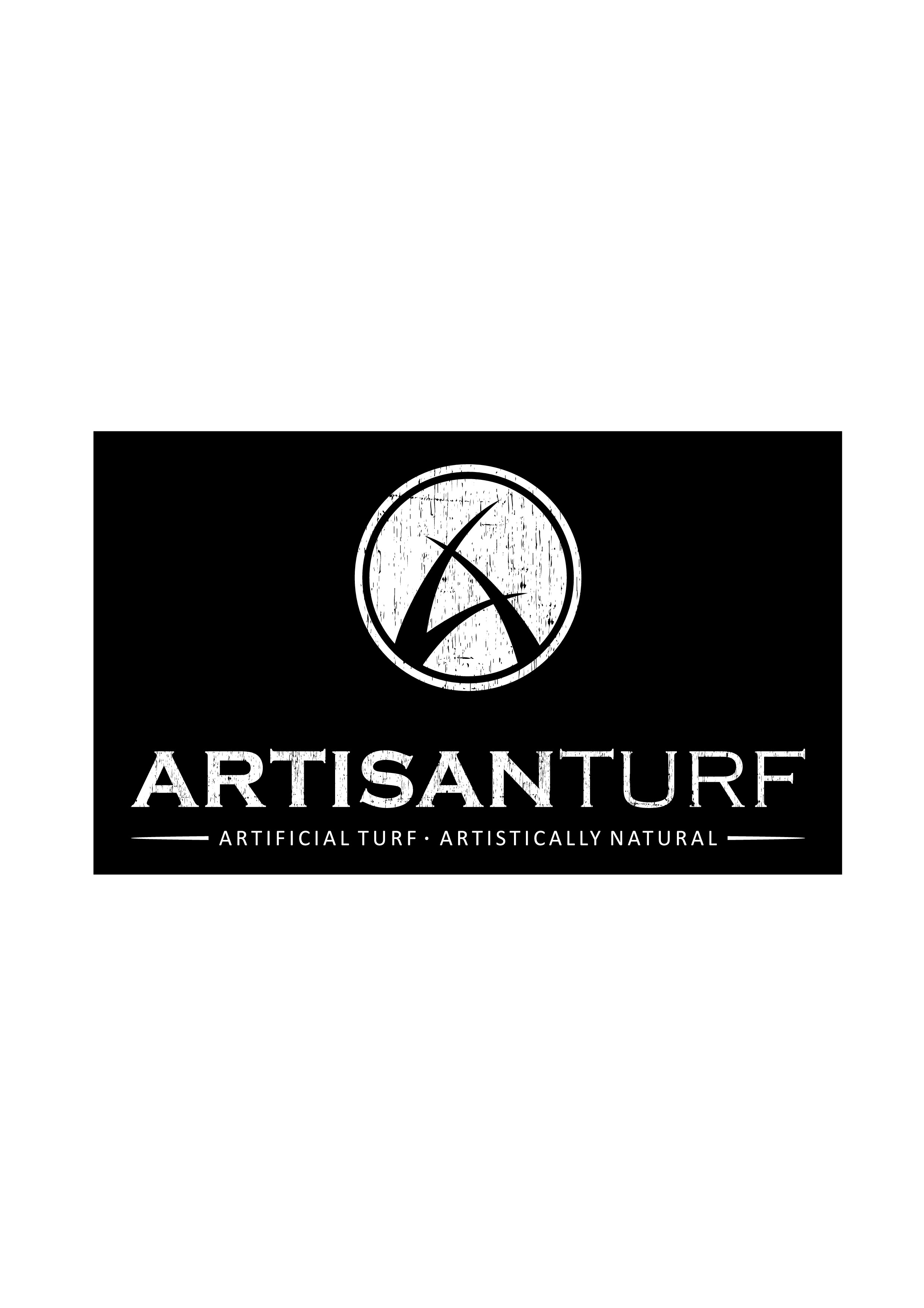 Create a modern artistic (brand) identity for an ARTIFICIAL TURF company.