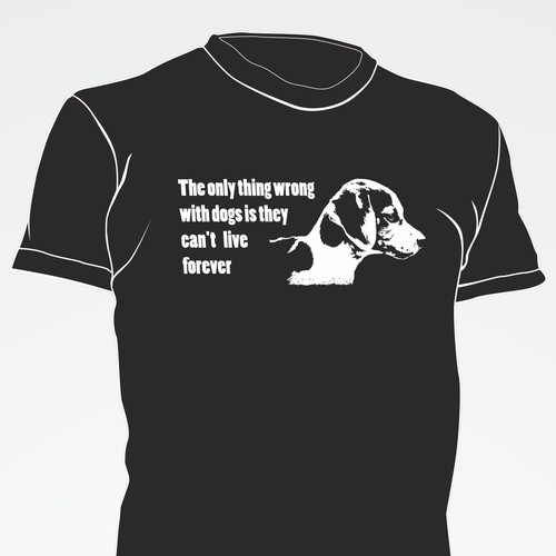 Dog Themed T-shirt Design *** MULTIPLE WINNERS POSSIBLE ***