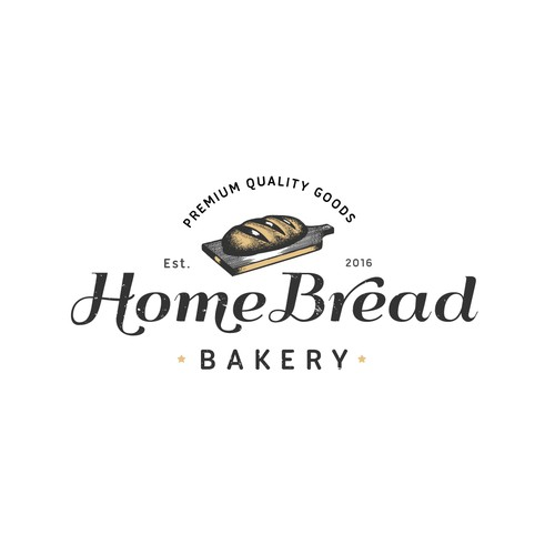 Logo Proposal for a bakery