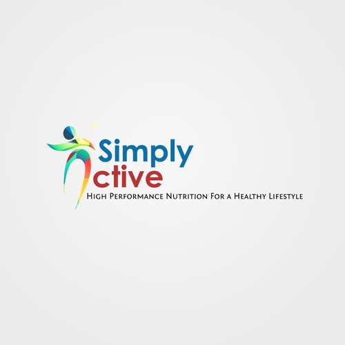 Active Logo for nutrition brand