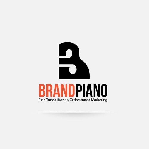 Brand Piano needs a new logo
