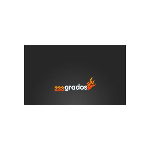 """Logo for """"233grados.com"""""""
