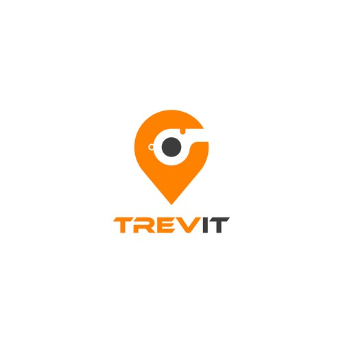 Trevit logo design entry