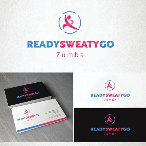 Create a logo for a new dance and fitness company
