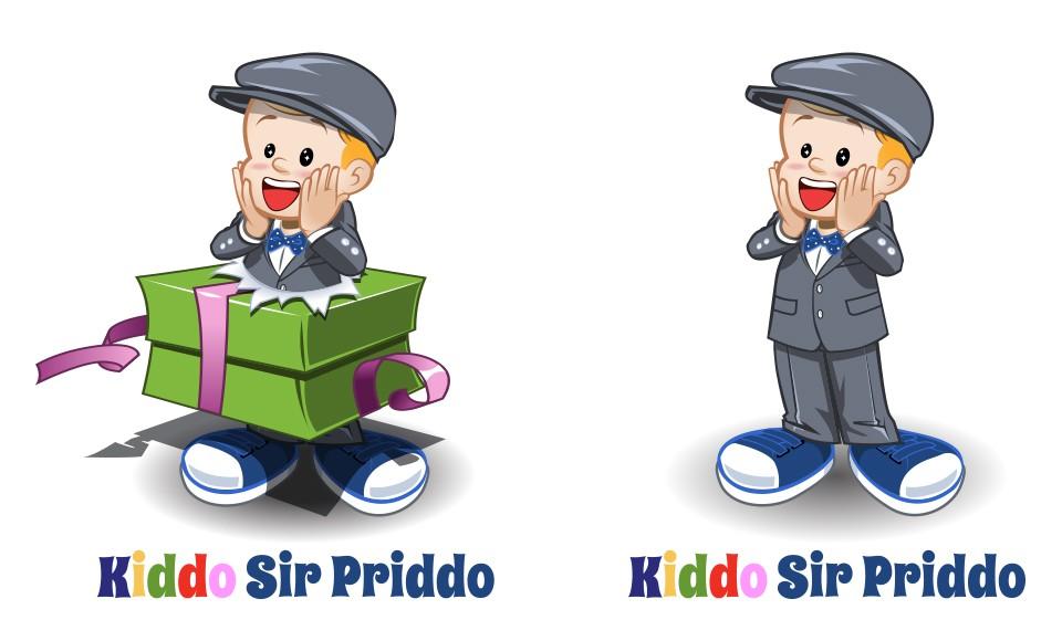 Kiddo Sir Priddo Character