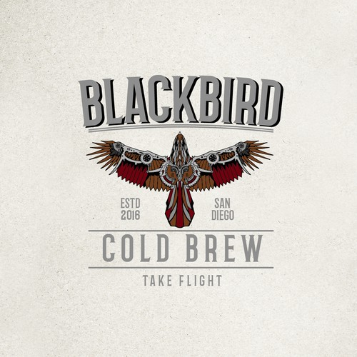 "Beverage and bottling company ""Blackbird"""""