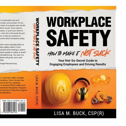 Workplace safety book cover