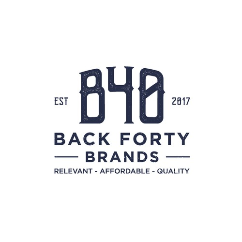 a Vintage logo brands