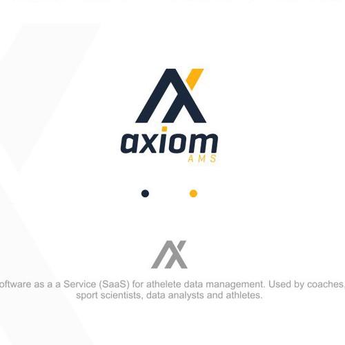 AXIOM logo concept
