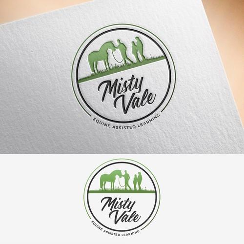 Winning logo for Misty Vale