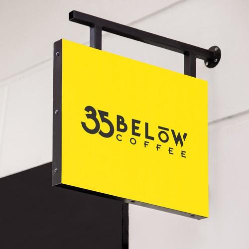 Logo design for a coffee house