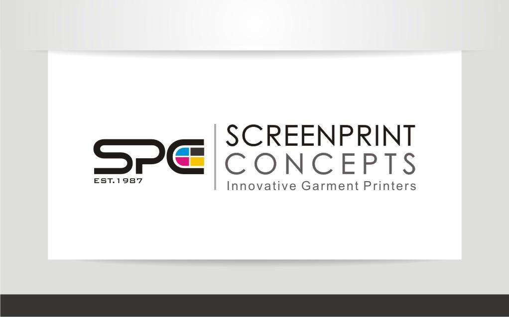 Screenprint Concepts needs a new logo