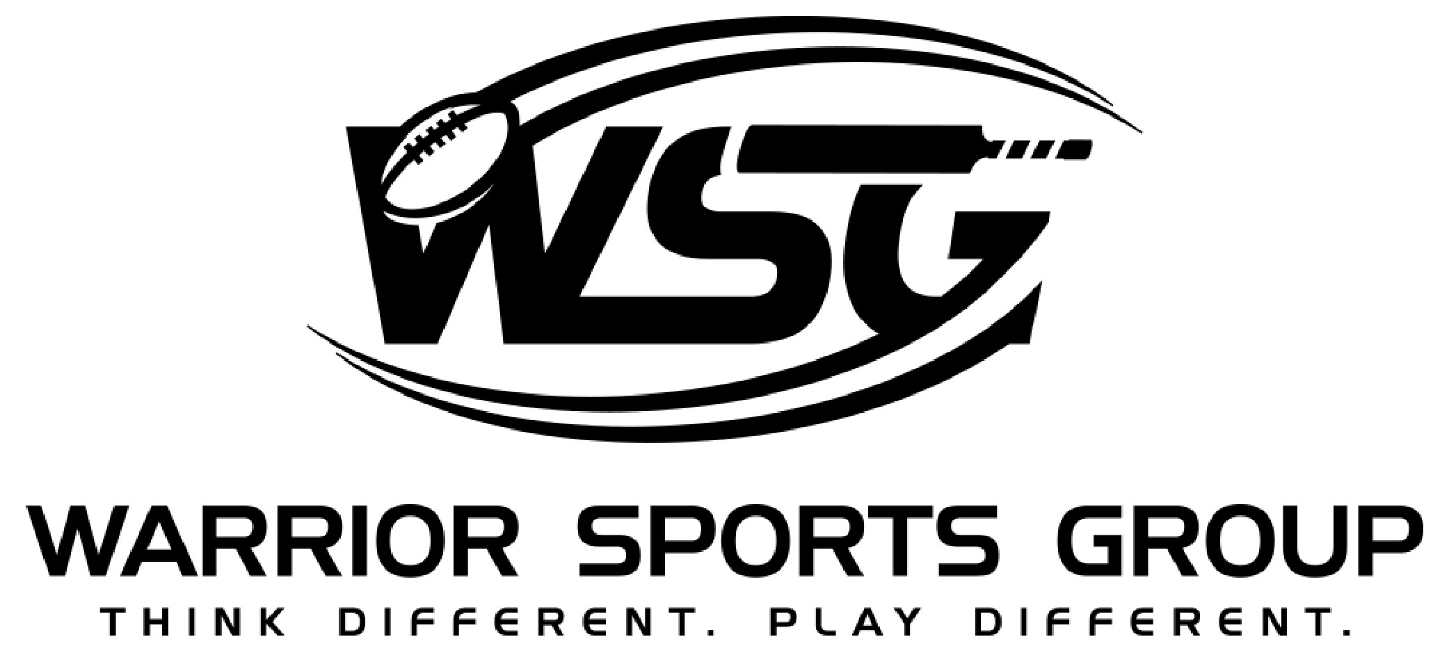 Design logo for a sports equipment business who want to think different and play different