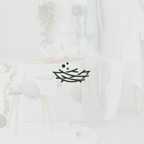 Looking for logo for our bath products for men and women