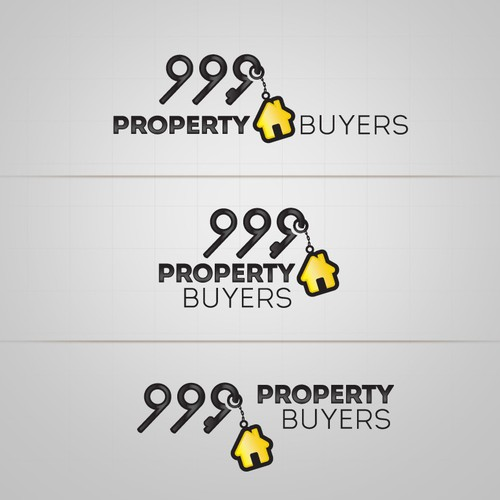 New logo wanted for 999 Property Buyers