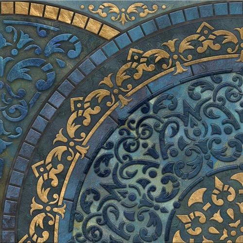 Pool tile pattern