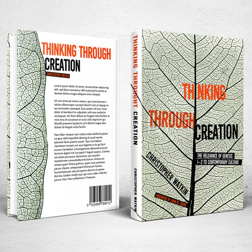 Book Cover for Thinking through Creation
