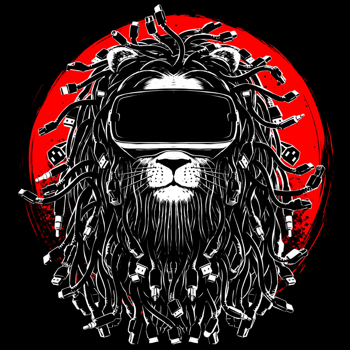 lion wired