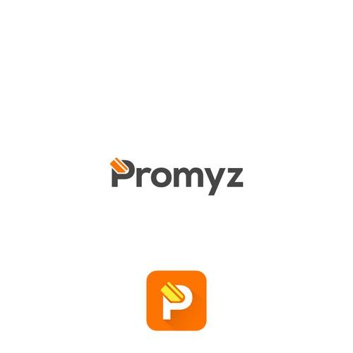 Promyz logo design entry